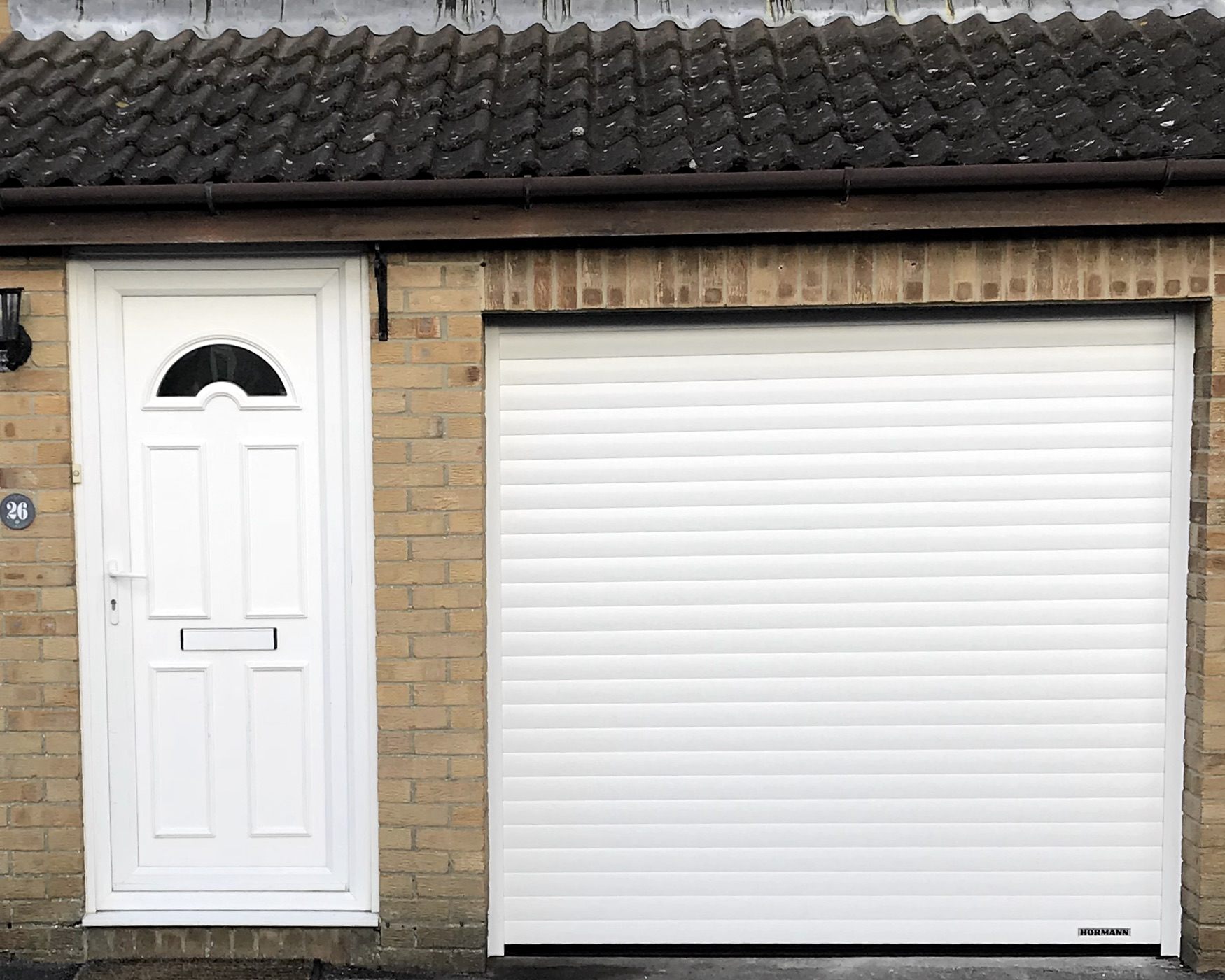 Roller shutter door installed in Bournemouth