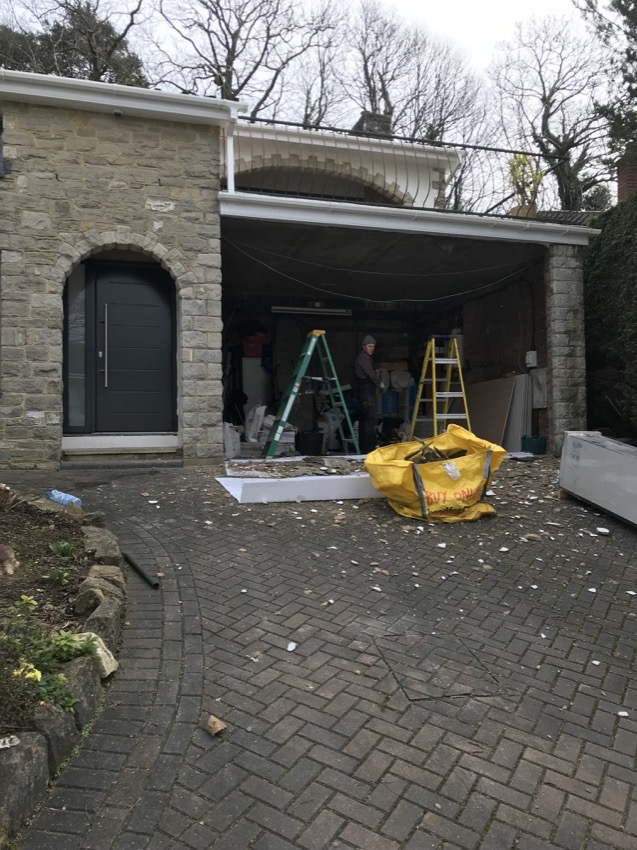 Garage door supply and fit